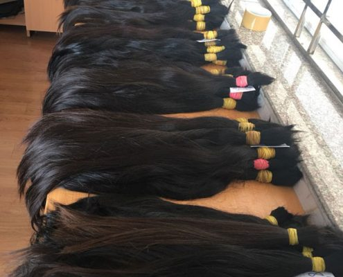 Cambodian straight virgin hair