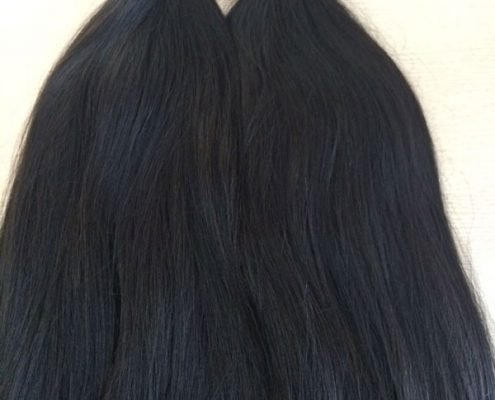 Double drawn bulk straight 60cm