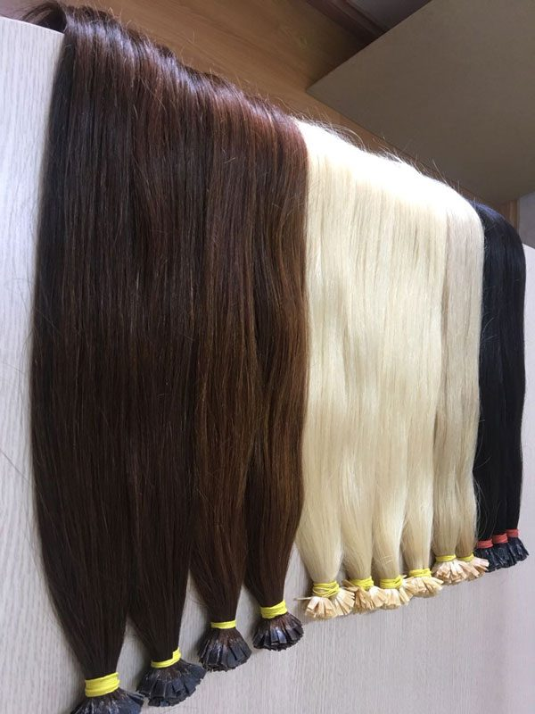 Vietnamese hair color