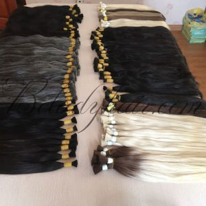 Many type of straight bulk hair 24 inches