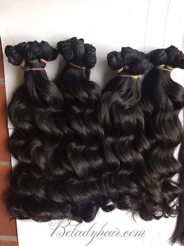 vietnamese wavy hair