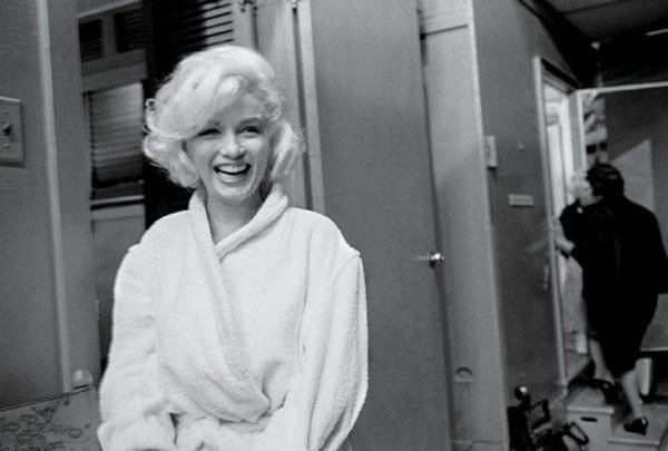 Marilyn Monroe without makeup