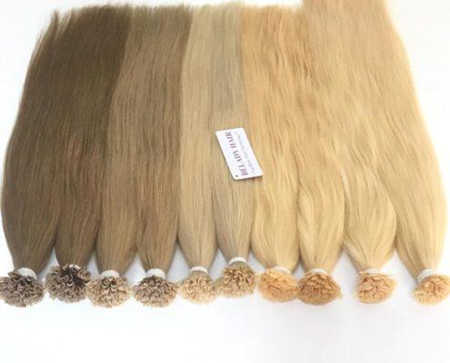 Many straight bulk color
