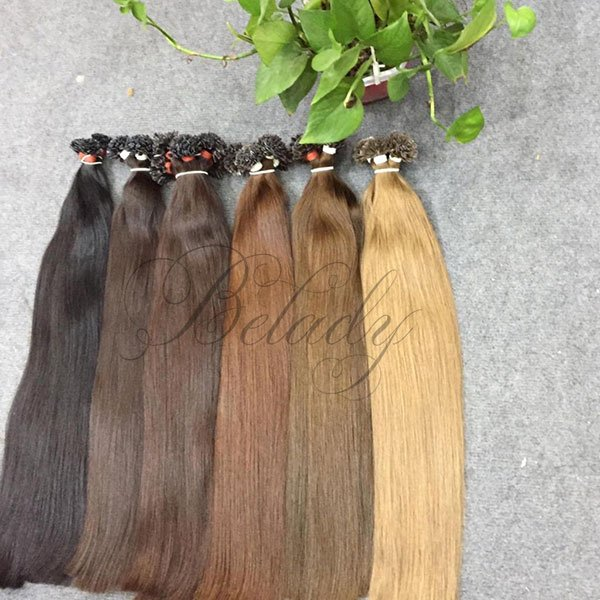 Many straight Flat tip color