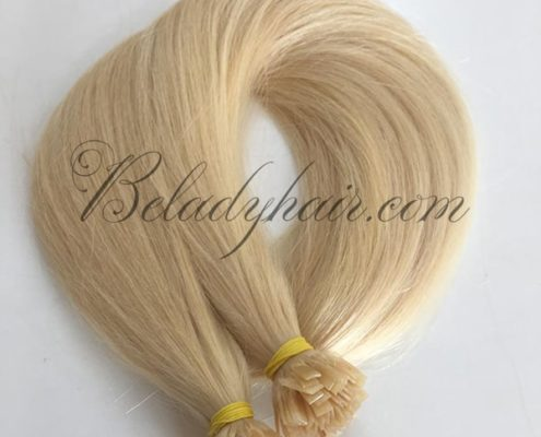 Flat tips hair - #60 - 24 inches