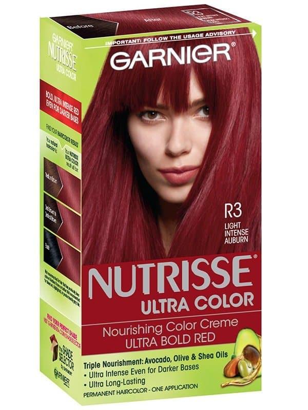 hair dye for dark hair without bleach