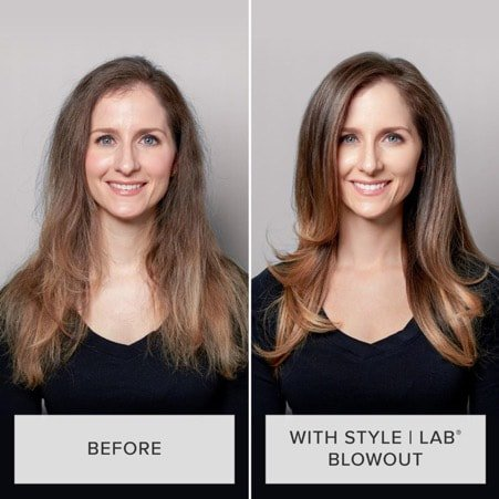 how to hide thinning hair in the front woman