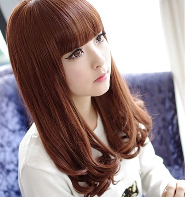 20 flattering Vietnamese hairstyle