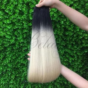 Ombre Color Hair 1b and 60c