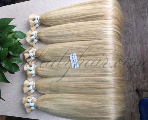 28 inches straight bulk - color 60